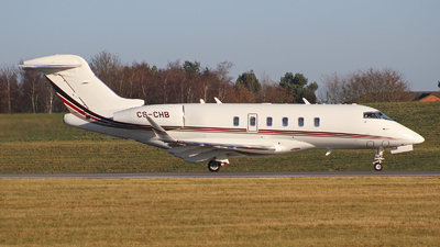 CS-CHB - Bombardier BD-100-1A10 Challenger 350 - NetJets Europe