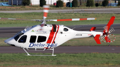 JA01DW - Bell 429 - Nakanihon Air Service