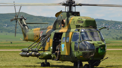 64 - IAR-330L Puma SOCAT - Romania - Air Force