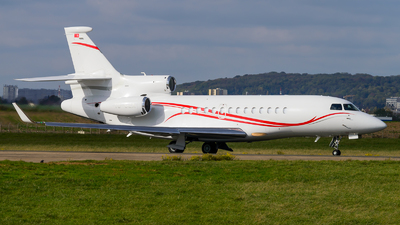 TC-SZA - Dassault Falcon 7X - Private