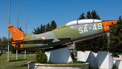 MM6348 - Fiat G91-T/1 - Italy - Air Force