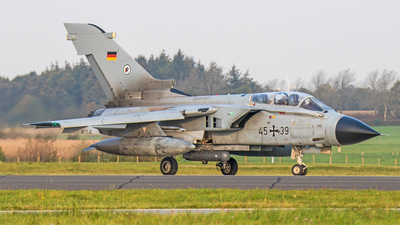 45-39 - Panavia Tornado IDS - Germany - Air Force