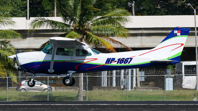 HP-1667 - Cessna 172N Skyhawk - Private