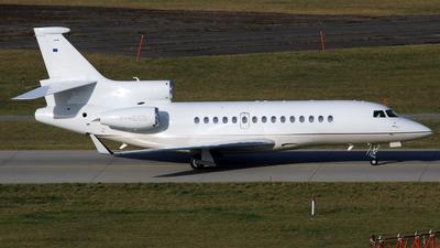 F-HECD - Dassault Falcon 7X - Private