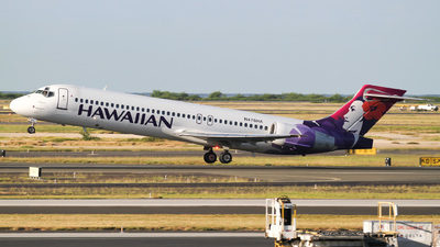 N476HA - Boeing 717-22A - Hawaiian Airlines