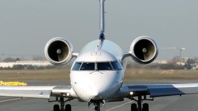 D-ACPR - Bombardier CRJ-701ER - Lufthansa Regional (CityLine)