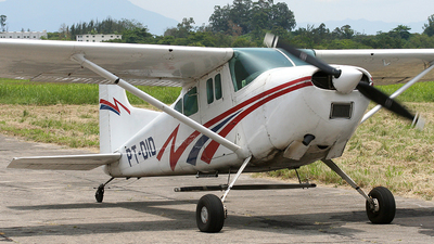 PT-DID - Cessna 185A Skywagon - Private