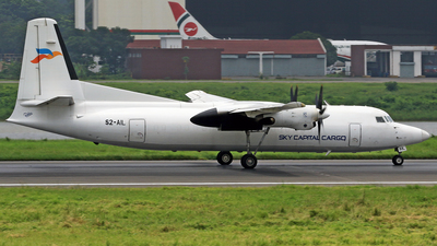 S2-AIL - Fokker 50 - Sky Capital Airlines