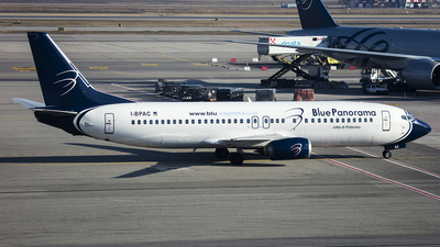 I-BPAC - Boeing 737-4K5 - Blue Panorama Airlines