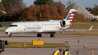 N712PS - Bombardier CRJ-701ER - American Eagle (PSA Airlines)