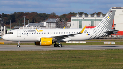 D-AXAB - Airbus A320-271N - Vueling Airlines