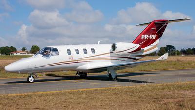 A picture of PRRIF - Cessna 525 Citation M2 - [5250866] - © CACSPOTTER