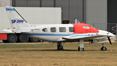 SP-FPP - Piper PA-31-350 Chieftain - MGGP Aero