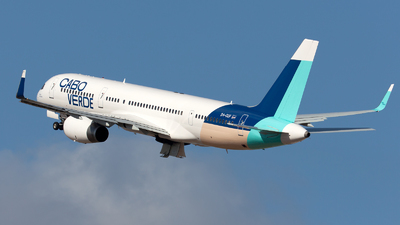 D4-CCF - Boeing 757-236 - TACV Cabo Verde Airlines