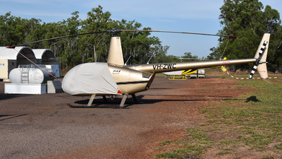 VH-ZWC - Robinson R44 Raven II - Airborne Solutions