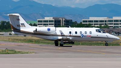 N531K - Bombardier Learjet 55 - AeroCare Medical Transport