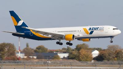 UR-AZD - Boeing 767-33A(ER) - Azur Air Ukraine