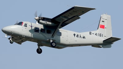 B-4161 - Harbin Y-12C - Civil Aviation Administration of China (CAAC)