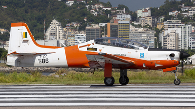 FAB1386 - Embraer EMB-312 Tucano - Brazil - Air Force