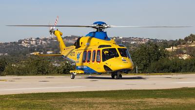 I-EITD - Agusta-Westland AW-139 - Babcock MCS Portugal