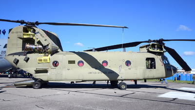 09-08793 - Boeing CH-47F Chinook - United States - US Army
