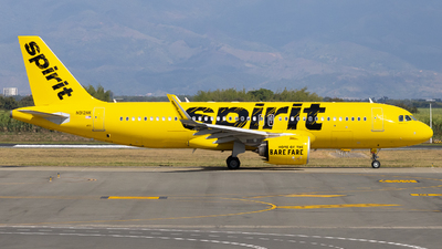 A picture of N912NK - Airbus A320271N - Spirit Airlines - © Jean Carlo Mosquera