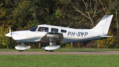 A picture of PHSVP - Piper PA28181 - [2843102] - © BaszB