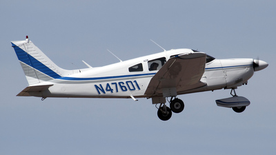 A picture of N47601 - Piper PA28181 - [287890103] - © Jeremy D. Dando