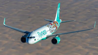 HZ-NS35 - Airbus A320-251N - Flynas