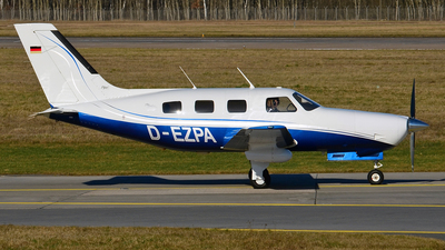 D-EZPA - Piper PA-46-350P Malibu Mirage - Private