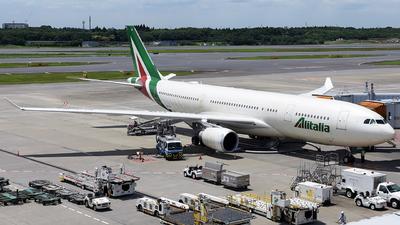EI-EJK - Airbus A330-202 - Alitalia