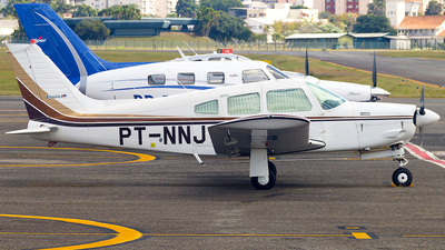 PT-NNJ - Embraer EMB-711C Corisco - Private