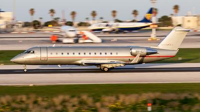 9H-ILI - Bombardier CL-600-2B19 Challenger 850 - VistaJet