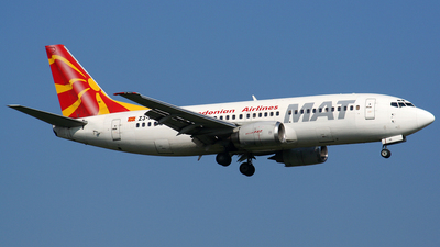 Z3-AAA - Boeing 737-3H9 - MAT Macedonian Airlines