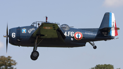 HB-RDG - General Motors TBM-3 Avenger - Private