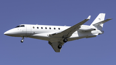 N176QF - Gulfstream G200 - Private