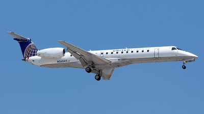 N26545 - Embraer ERJ-145LR - United Express (ExpressJet Airlines)