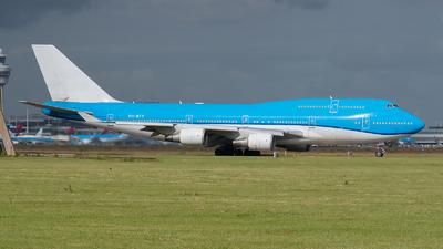 PH-BFY - Boeing 747-406(M) - Untitled
