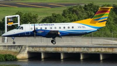 A picture of VQTEL - Embraer EMB120RT Brasilia - InterCaribbean Airways - © Juan Carlos Aponte