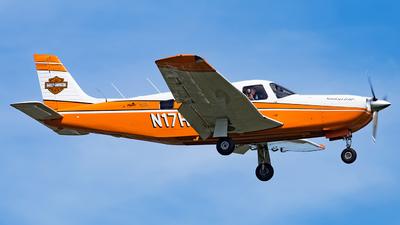A picture of N17HD - Piper PA32R301 - [3246102] - © JK zhong
