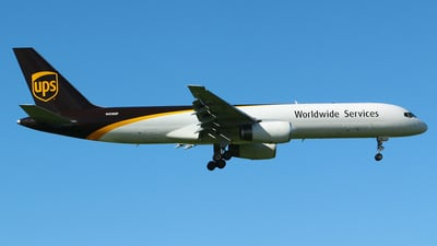 N458UP - Boeing 757-24A(PF) - United Parcel Service (UPS)