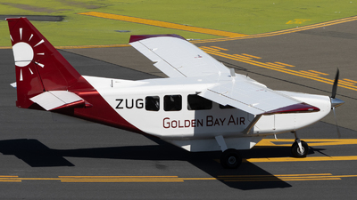 ZK-ZUG - Gippsland GA-8 Airvan - Golden Bay Air