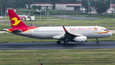 B-300T - Airbus A320-232 - Tianjin Airlines