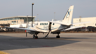 C-FXDE - Beechcraft A100 King Air - Exact Air