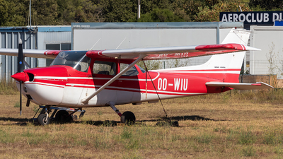 OO-WIU - Reims-Cessna F172M Skyhawk - Private