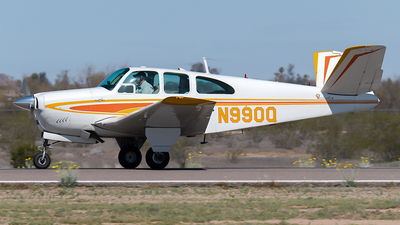 N990Q - Beechcraft P35 Bonanza - Private