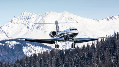 N1F - Gulfstream G650 - Private
