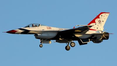 92-3898 - Lockheed Martin F-16CM Fighting Falcon - United States - US Air Force (USAF)