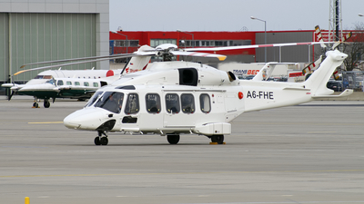 A picture of A6FHE - AgustaWestland AW189 -  - © Thomas Ramgraber