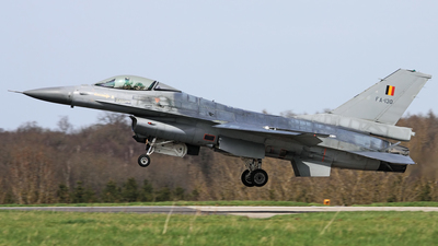 FA-130 - General Dynamics F-16AM Fighting Falcon - Belgium - Air Force